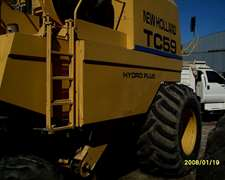 Cosechadora New Holland Tc59 Modelo 1999