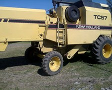 Cosechadora Usada New Holland Tc 57