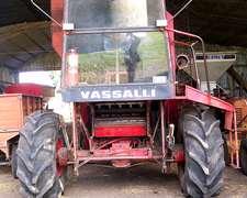 Cosechadora Vasalli 910 Lider