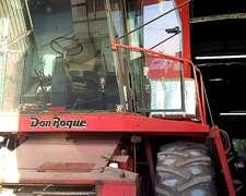 Don Roque 125 Con Perkins Trabajando