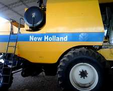 Impecable New Holland Tc 5090 2010 25 Pies De Productor