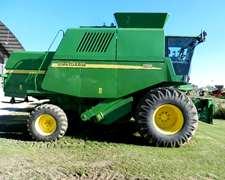 John Deere 1550 Mod. 2001. Única.