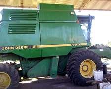 John Deere 9600 Muy Buena
