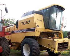 Liquido New Holland Tc57 $90000