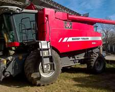 Massey Freguson 9690 Año 2013 Axial