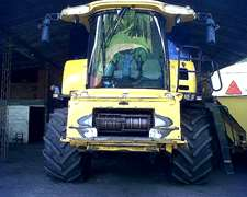 New Holland Cr9060 - Mod 2007 - Plataforma De 30 Pies