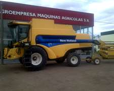 New Holland Cs 660 C/30 Pies