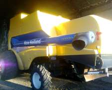 New Holland Cs660 2005 30 Pies 4800hs De Motor