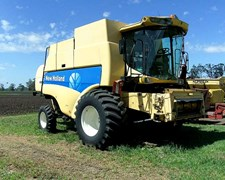 New Holland Cs660 2007