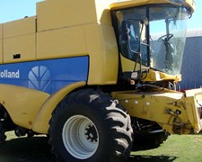 New Holland Cs660 4800 Hs