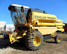 New Holland Tc 57 - 23 Pies - Año 96 - Genesis 190