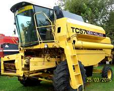 New Holland Tc 57 - 1996 - 23 Pies - Totalmente Reparada