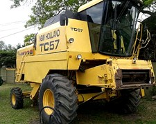 New Holland Tc 57 Año 1996