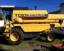 New Holland Tc 57 Año 1996 (pecora Maquinarias)