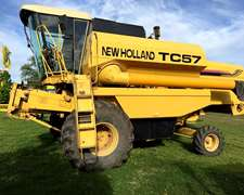 New Holland Tc 57, Año 1997