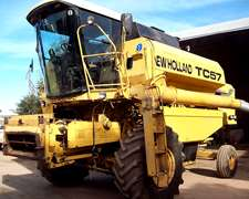 New Holland Tc 57 - Año 1997