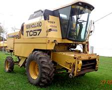 New Holland Tc 57 - Año 1998 - 23 Pies - Disponible
