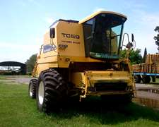 New Holland Tc 59 4x4