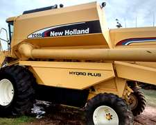 New Holland Tc59 Con Mapeo
