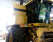 New Holland Tr 98 - 1999 - Rodado Simple - Plataforma De 30