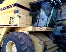New Holland Tr97 Axial Plat. 30 Pies