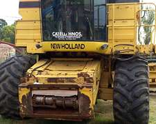 New Holland Tr98 , Año 1997