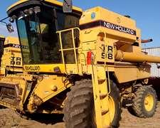 New Holland Tr98 Financiada