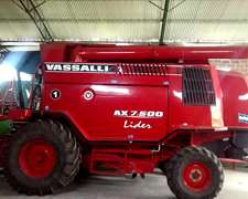 Oferta En Febrero Vassalli Ax 7500 - 2011