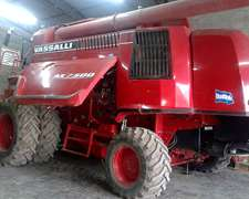Vassalli Ax 7500 4x4 Con Draper 2012