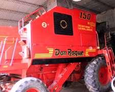 Vendo Cosechadora Don Roque 150