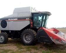Vendo Cosechadora Gleaner R75 Año 2005