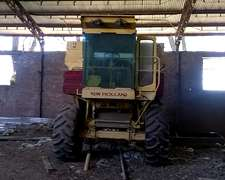 Vendo Cosechadora New Holland Tr70