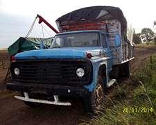 Vendo O Permuto Camion Ford 700