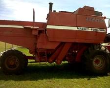 Vendo O Permuto Cosechadora Massey Ferguson 5650