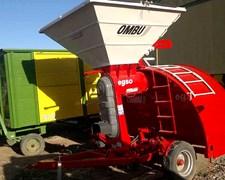 Embutidora De Cereal Ombu De 250 Tt./hora