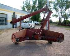 Extractora De Granos Ferrucci Con Barredor