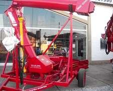 Extractora Mecanica Ombu Okm