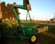 Extractora Mecánica De Granos Agroar Em 602. Buen Estado
