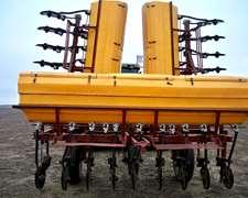 Barra Fertilizadora Marca Cele.