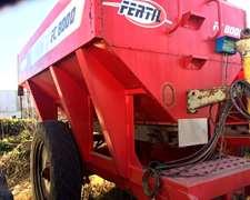 Fertilizadora Fertec 8000 Con Balanza