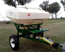 Fertilizadora Metal -her De 1200 Kg Muy Buena Poco Uso