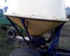 Fertilizadora Pendular Tanzi 1500 Lts.