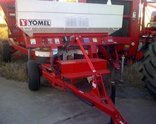 Fertilizadora Yomel Control 2024 A, Nueva