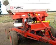 Fertilizadora Yomel Rd 3028z
