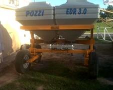 Oportunidad Fertilizadoras 3000 Kg Nuevas Pozzi