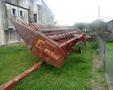 Girasolero Alcal, 12 Surcos 70 Cm, Carro Engomado