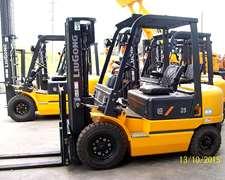 Auto Elevadores Diesel De Uso Multiples