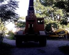 Grúa Grande Tipo Crane 25 Toneladas