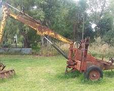 Guinche Extractor De Forrajes