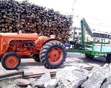 Trailer Forestal Trailer Guinche Trailer Hidraulico Autono